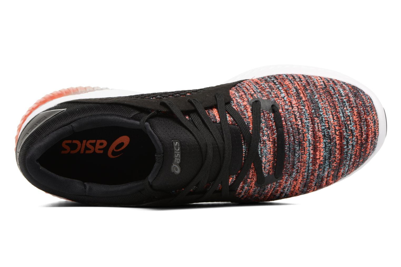 Chaussures de sport Asics Gel-Kenun Knit Orange vue gauche