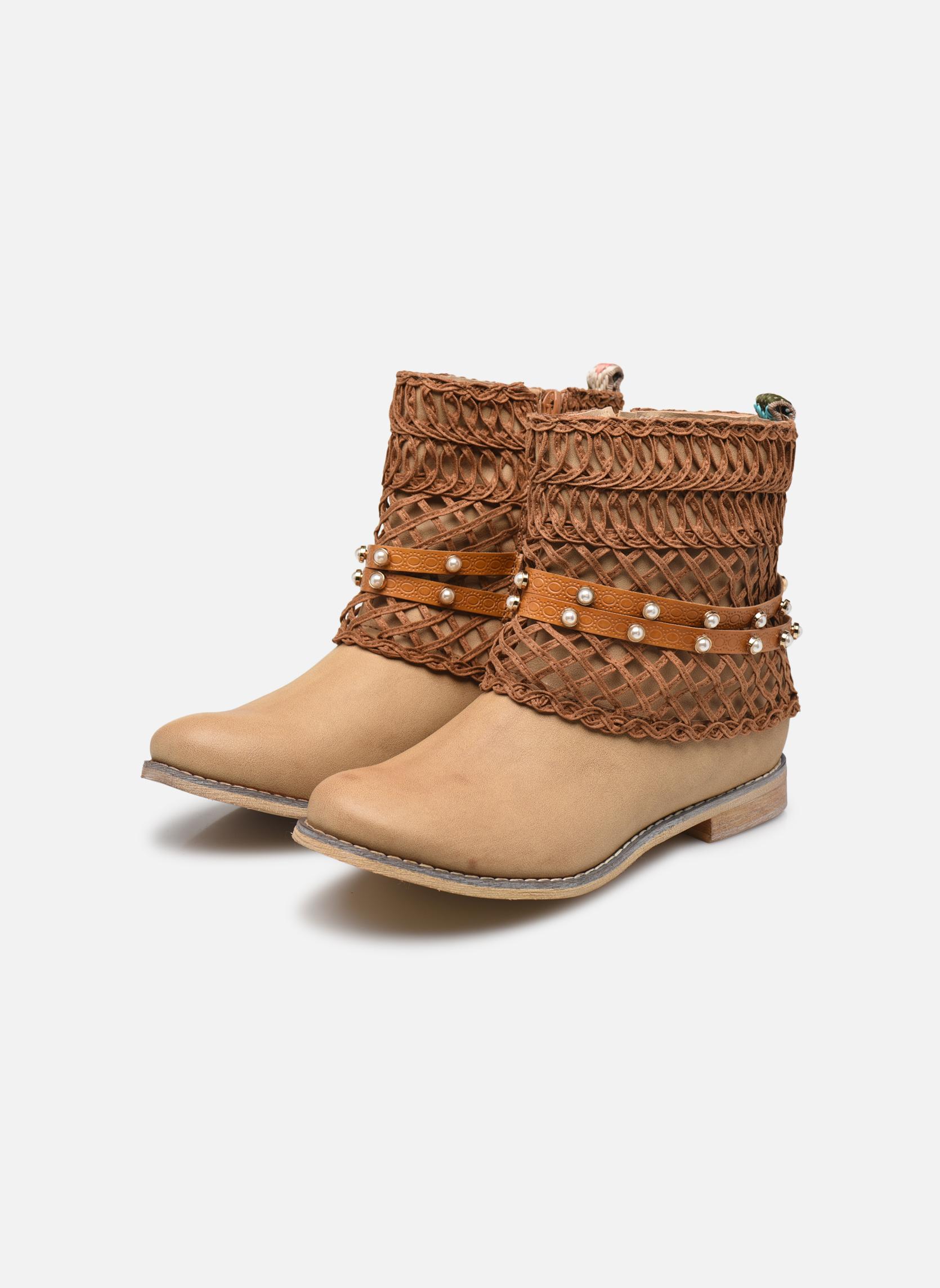 Grandes descuentos últimos zapatos Bullboxer BESSIE (Marrón) - Botines  Descuento