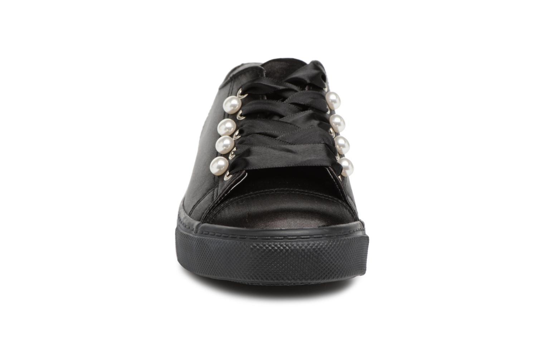 Baskets I Love Shoes Kipearl Noir vue portées chaussures
