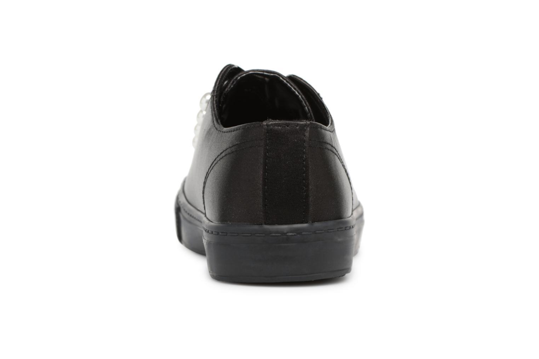 Baskets I Love Shoes Kipearl Noir vue droite