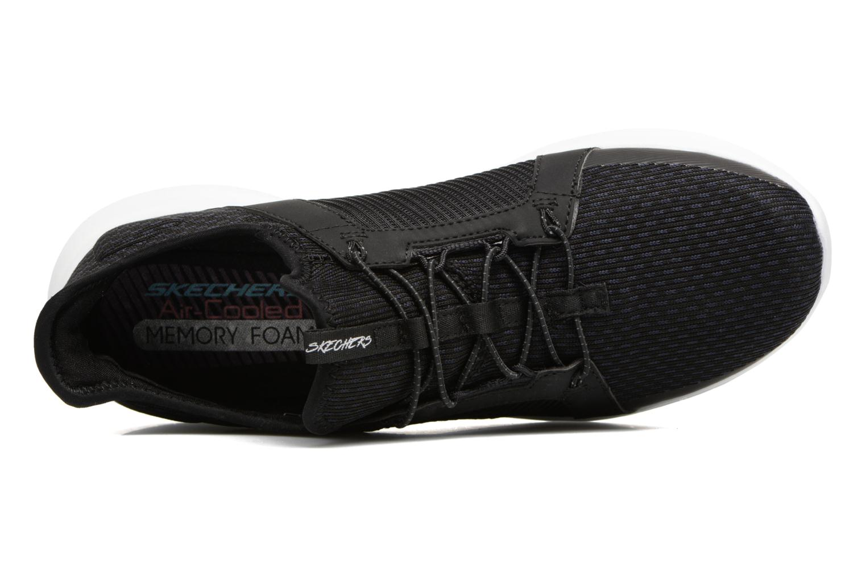 Sportskor Skechers Ultra Flex-Jaw Dropper Svart bild från vänster sidan