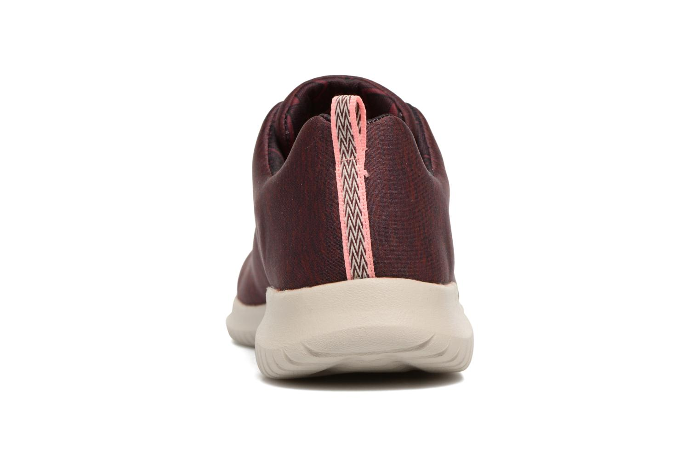 Chaussures de sport Skechers Ultra Flex-First Choice Bordeaux vue droite