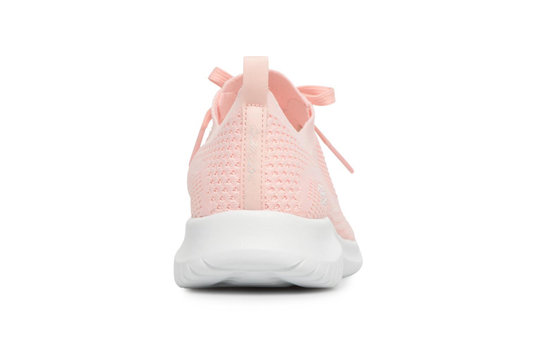 Chaussures de sport Skechers Ultra Flex-Statements Rose vue droite