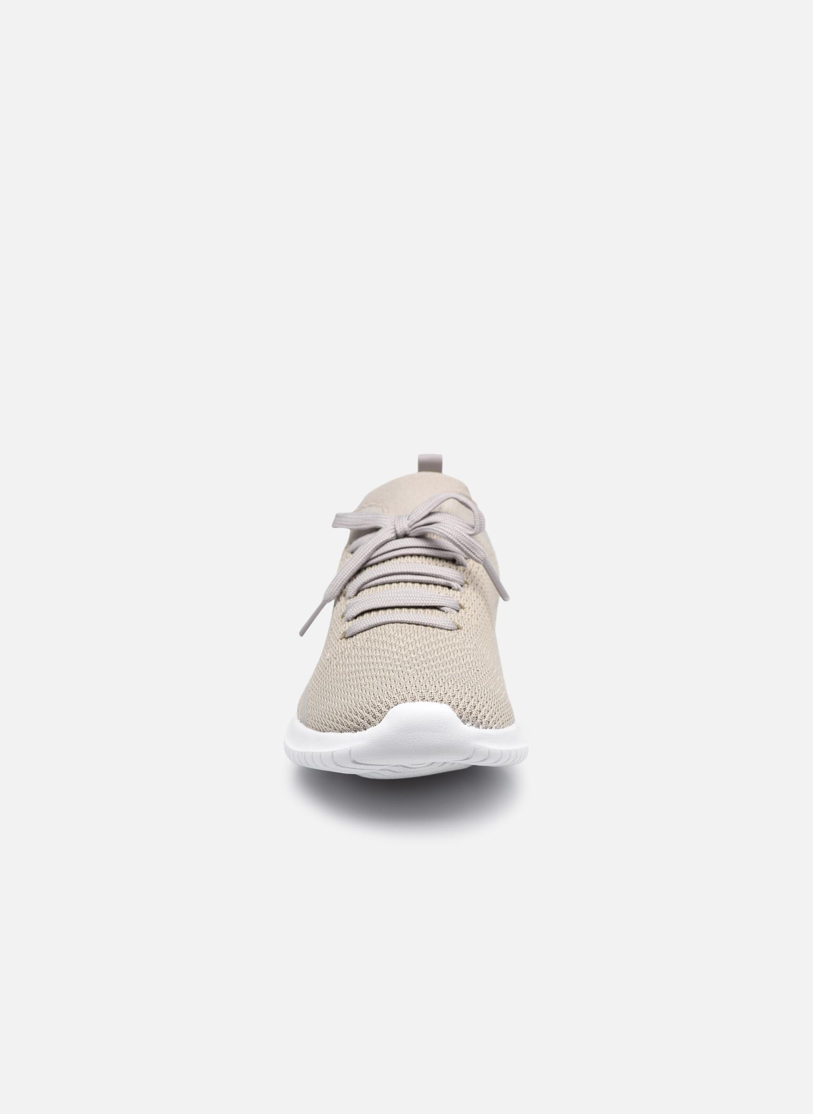 Chaussures de sport Skechers Ultra Flex-Statements Gris vue portées chaussures