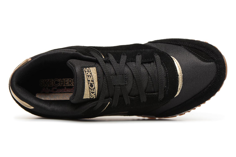Zapatos de hombres y mujeres de moda casual Skechers Sunlite Revival (Negro) - Deportivas en Más cómodo