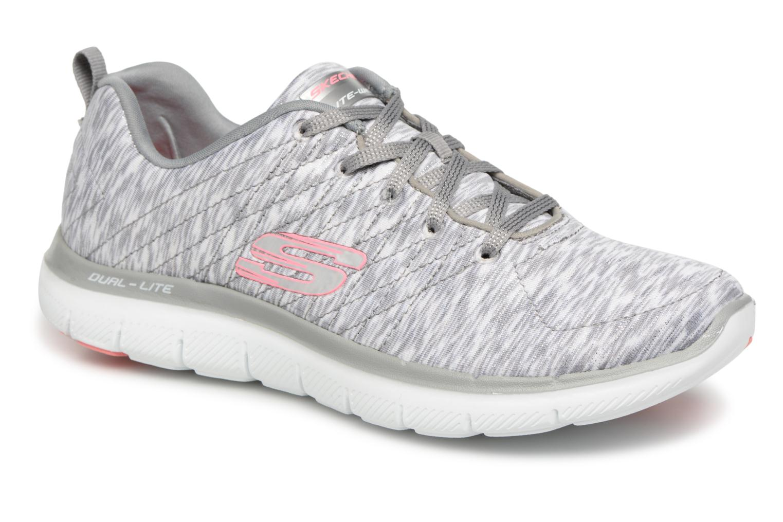 Grandes descuentos últimos zapatos Skechers Flex Appeal 2.0 Reflection (Gris) - Zapatillas de deporte Descuento