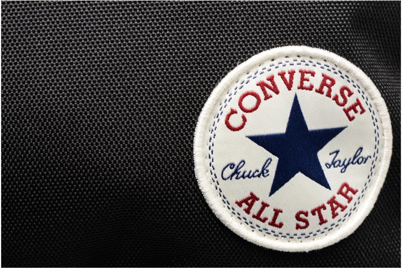 Sacs à dos Converse Go Backpack Noir vue gauche
