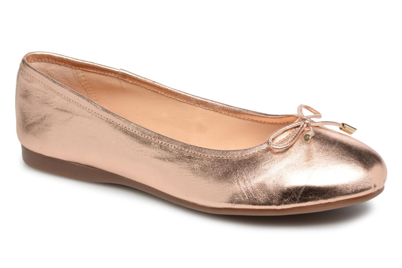 Zapatos promocionales Georgia Rose Lenova Soft (Oro y bronce) - Bailarinas   Zapatos de mujer baratos zapatos de mujer