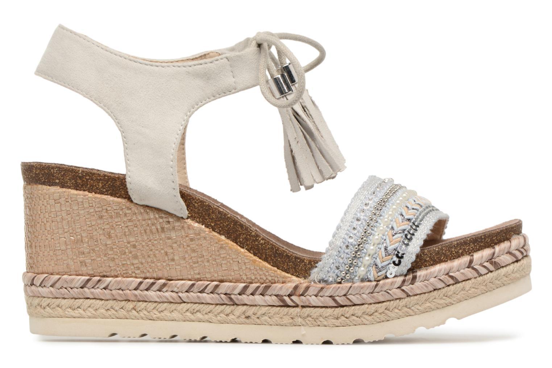 Sandales et nu-pieds Refresh Boxi Gris vue derrière