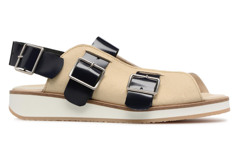 Deux Souliers Buckle Strap Sandal 1