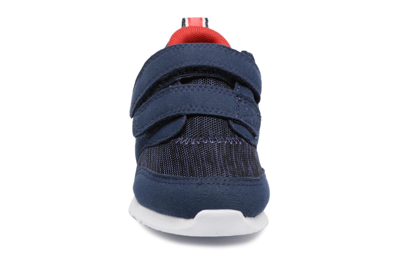 Baskets Lacoste L.IGHT 118 4 Inf Bleu vue portées chaussures