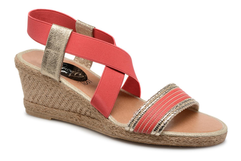 73316802e247a Grandes descuentos últimos zapatos I Love Shoes FITESPA Size + (Naranja) - Sandalias  Descuento