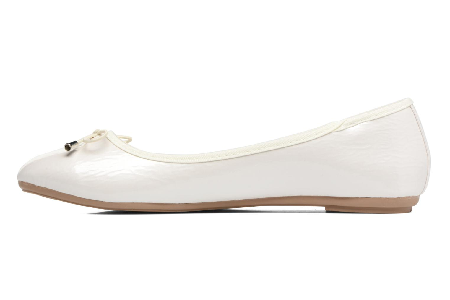 Ballerines I Love Shoes THAVE 2 Size + Beige vue face
