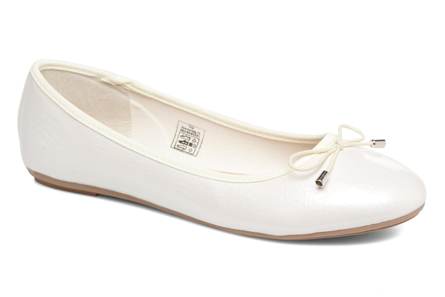 Ballerines I Love Shoes THAVE 2 Size + Beige vue détail/paire