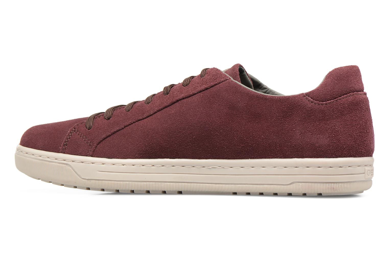 Sneakers Geox Uomo Rikin U64W1F Bordeaux voorkant