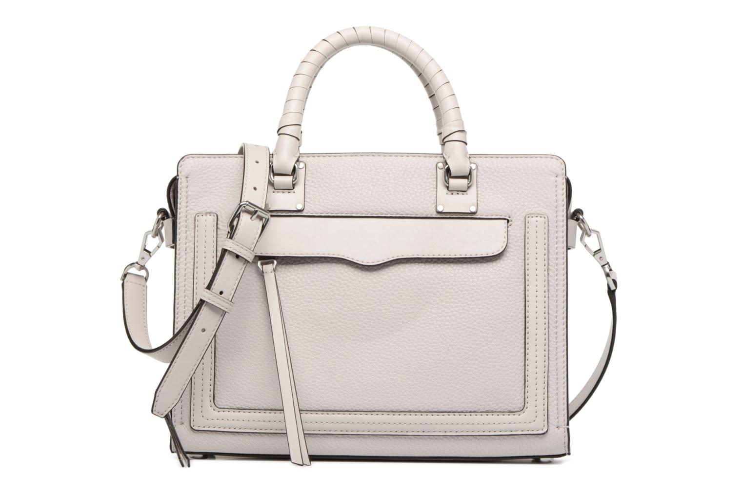 Bree MD Top Zip Satchel 269 PUTTY