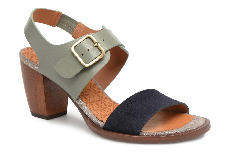 Grandes descuentos últimos zapatos Chie Mihara Queva32 (Azul) - Sandalias Descuento