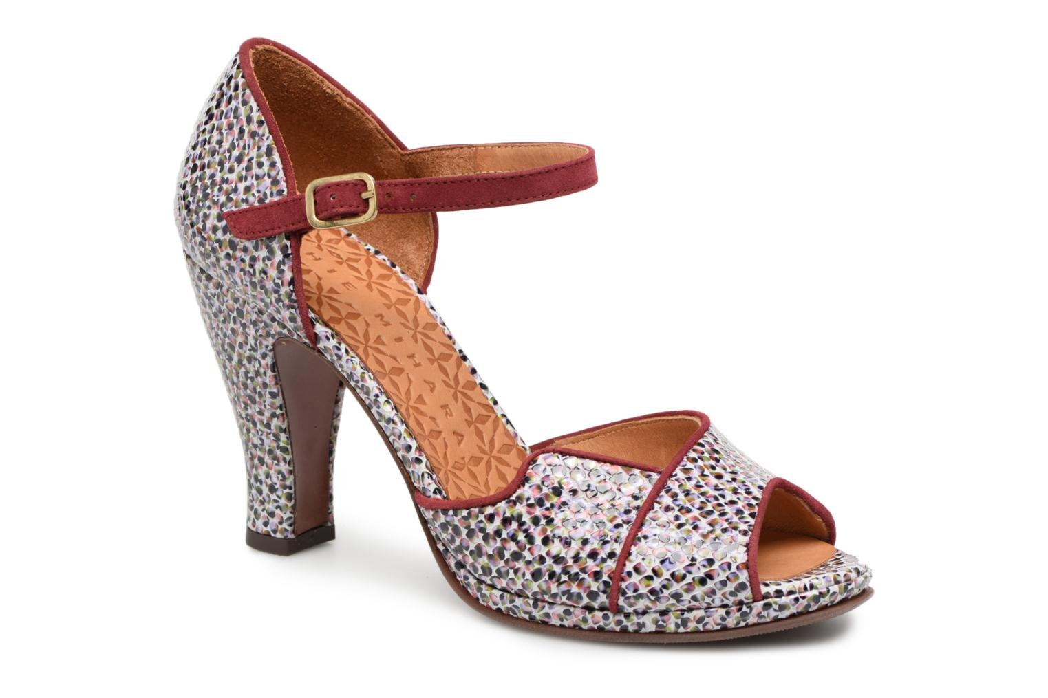 High heels Chie Mihara Fan32 Multicolor detailed view/ Pair view