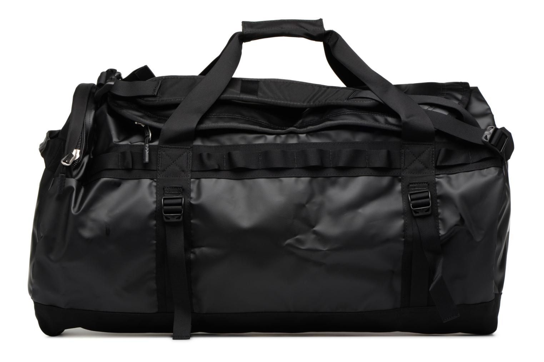 Sporttaschen The North Face BASE CAMP DUFFEL - L schwarz ansicht von vorne