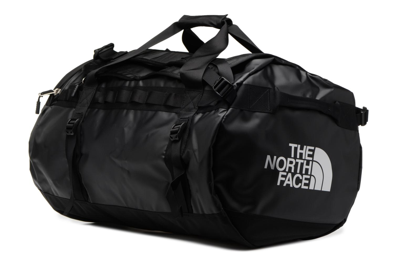 Sporttaschen The North Face BASE CAMP DUFFEL - L schwarz ansicht von rechts