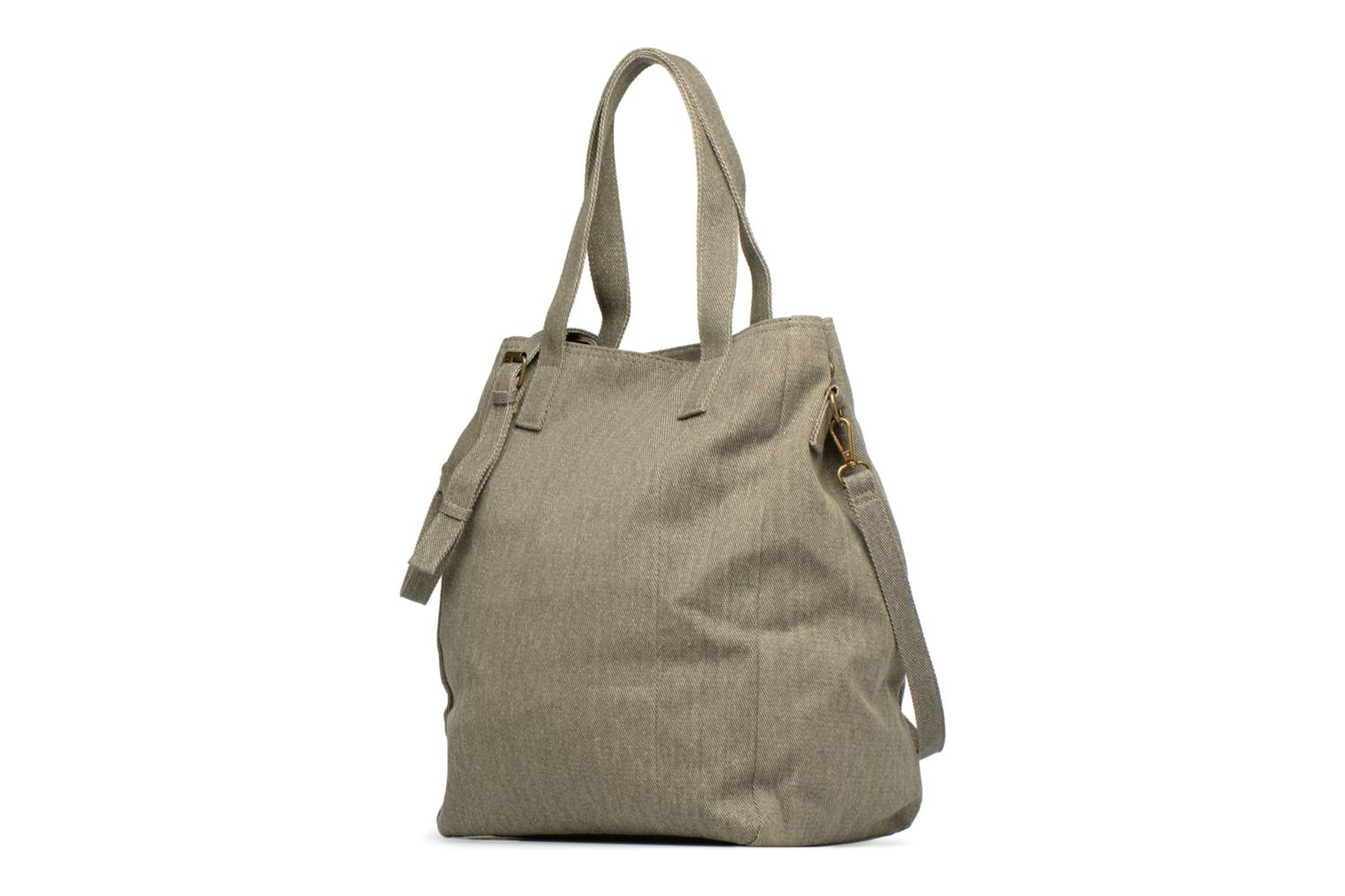 Handtassen Pieces Gina Bag Groen model