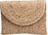 Gracia Straw Clutch