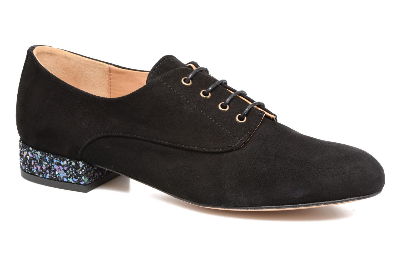 Últimos recortes de precios Mellow Yellow Annette (Negro) - Zapatos con cordones chez Sarenza