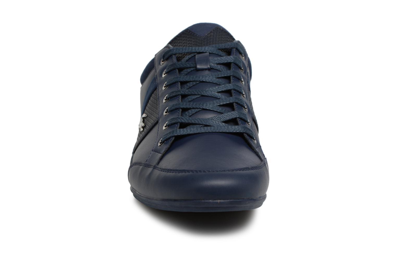 Baskets Lacoste CHAYMON 118 1 Bleu vue portées chaussures
