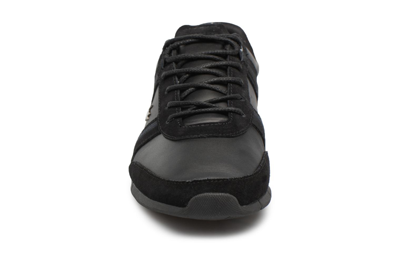 Baskets Lacoste MENERVA 118 1 Noir vue portées chaussures