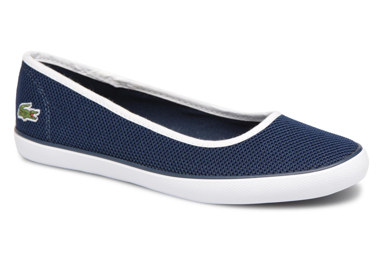 Zapatos promocionales Lacoste MARTHE117 1 CAW (Azul) - Bailarinas   Venta de liquidación de temporada