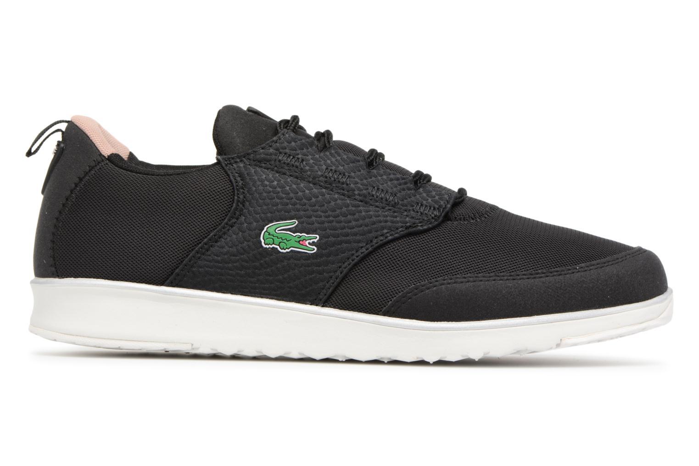 Sneakers Lacoste L.IGHT 118 1 Zwart achterkant