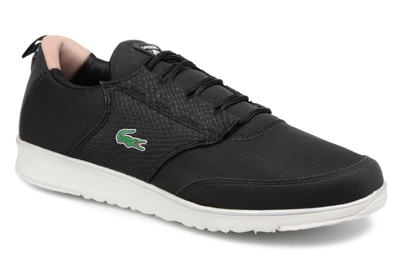L.ight 118 1 - Chaussures De Sport Pour Les Hommes / Lacoste Noir jvFqbh8