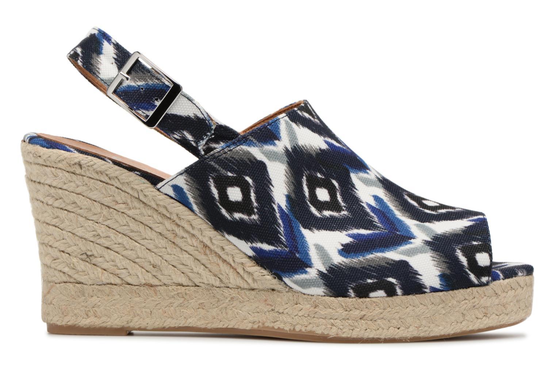Marques Chaussure femme Made by SARENZA femme Bombays Babes Espadrilles #1 Textile Print Ikat