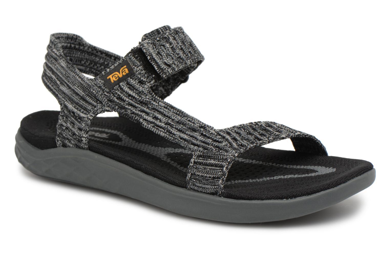 Grandes descuentos últimos zapatos Teva Terra-Float 2 Knit Universal W (Negro) - Zapatillas de deporte Descuento