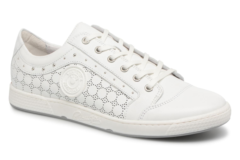Zapatos promocionales Pataugas Jace/C (Blanco) - Deportivas   Cómodo y bien parecido