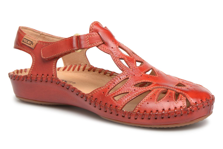 Grandes descuentos últimos zapatos Pikolinos P. VALLARTA 655 / 8312 coral (Rojo) - Bailarinas Descuento