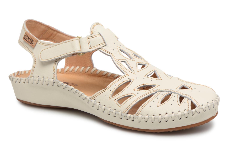 Grandes descuentos últimos zapatos Pikolinos P. VALLARTA 655 / 8312 nata (Blanco) - Bailarinas Descuento