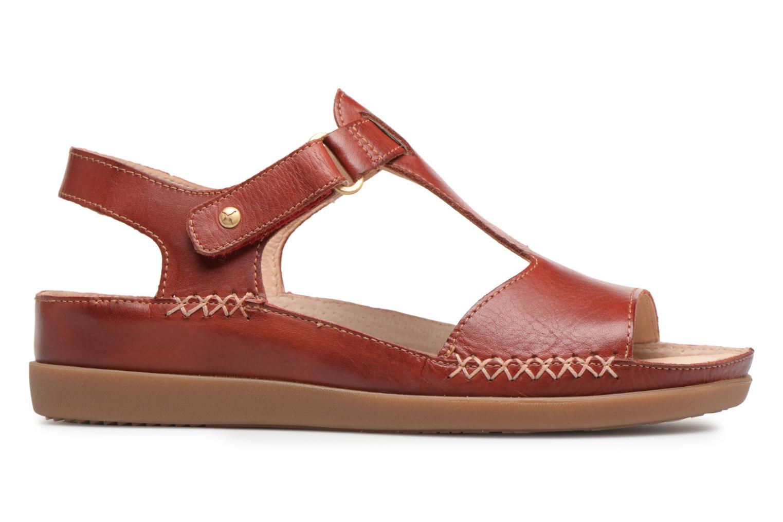 Sandales et nu-pieds Pikolinos CADAQUES W8K / 0578 sandia Rouge vue derrière
