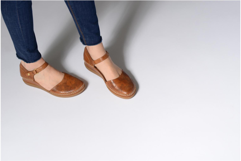 Zapatos promocionales Pikolinos CADAQUES W8K / 0548 brandy (Marrón) - Bailarinas   Zapatos casuales salvajes