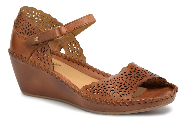 Grandes descuentos últimos zapatos Pikolinos MARGARITA 943 / 0986 brandy (Marrón) - Sandalias Descuento