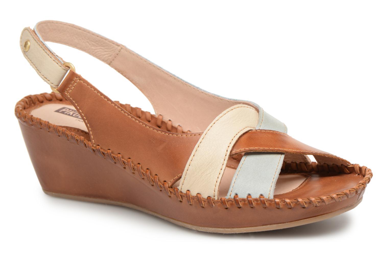 Grandes descuentos últimos zapatos Pikolinos MARGARITA 943 / 1610C1 brandy (Marrón) - Sandalias Descuento