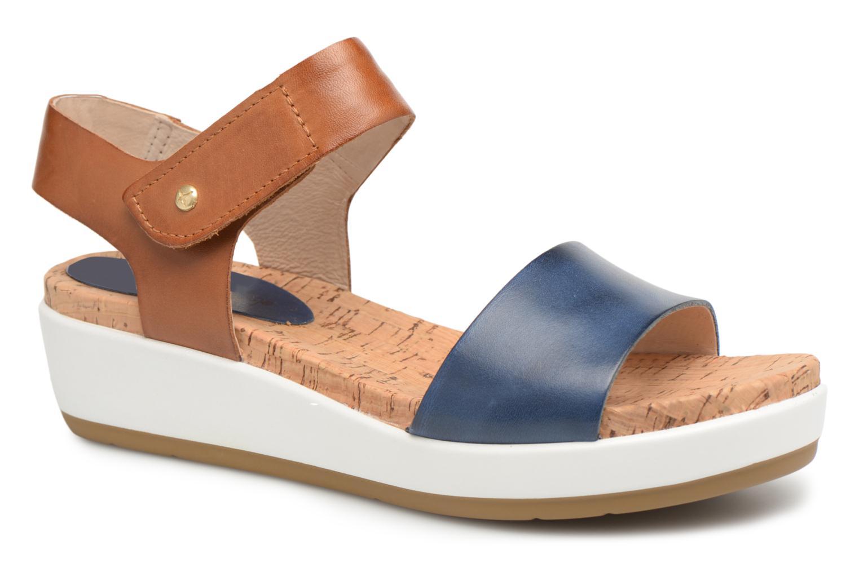 Zapatos de hombres y mujeres de moda casual Pikolinos MYKONOS W1G / 0758C3 royal blue (Marrón) - Sandalias en Más cómodo
