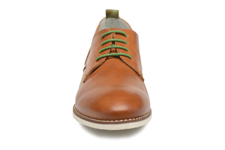 Chaussures à lacets Pikolinos ROYAL W3S / 4552 brandy Marron vue portées chaussures