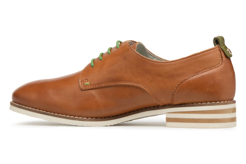 Chaussures à lacets Pikolinos ROYAL W3S / 4552 brandy Marron vue face
