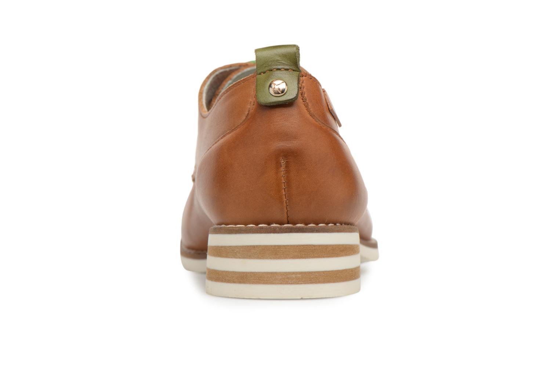 Chaussures à lacets Pikolinos ROYAL W3S / 4552 brandy Marron vue droite