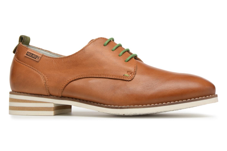 Chaussures à lacets Pikolinos ROYAL W3S / 4552 brandy Marron vue derrière