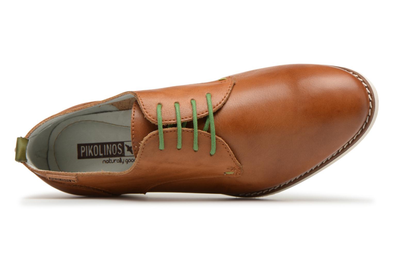 Chaussures à lacets Pikolinos ROYAL W3S / 4552 brandy Marron vue gauche