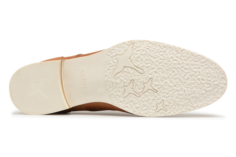Chaussures à lacets Pikolinos ROYAL W3S / 4552 brandy Marron vue haut