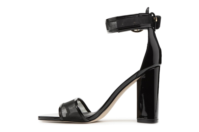 Zapatos de hombres y mujeres de moda casual Guess ABHA4 (Negro) - Sandalias en Más cómodo
