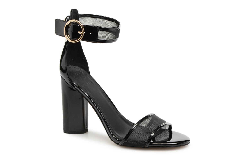 Grandes descuentos últimos zapatos Guess ABHA4 (Negro) - Sandalias Descuento
